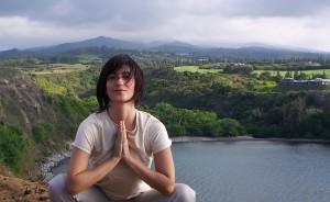 Hawaii yoga
